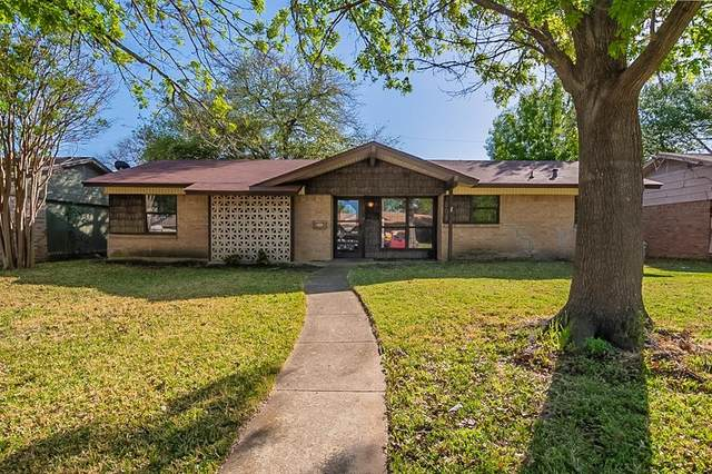 2419 Viva Drive, Mesquite, TX 75150 (MLS #14554254) :: Wood Real Estate Group