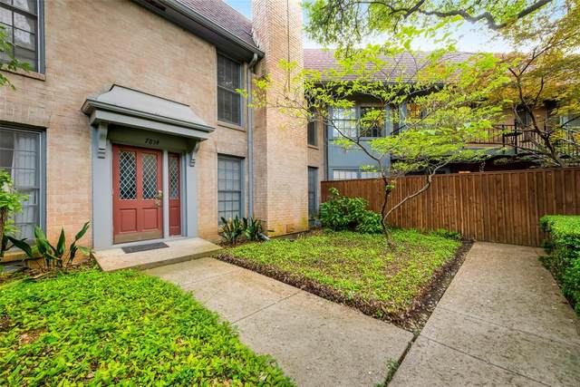 7814 Meadow Park Drive #220, Dallas, TX 75230 (MLS #14554260) :: The Juli Black Team