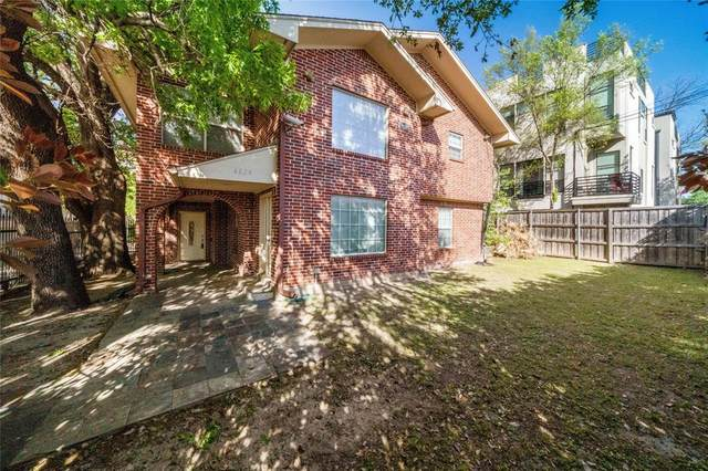 4624 Cedar Springs Road, Dallas, TX 75219 (MLS #14554267) :: Feller Realty