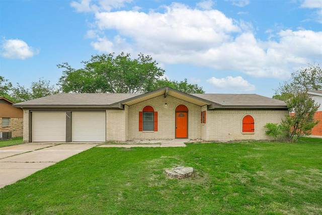 6605 Summertime Lane, Watauga, TX 76148 (MLS #14554280) :: VIVO Realty