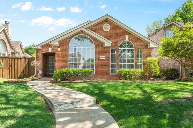 6904 Harvey Lane, Plano, TX 75023 (MLS #14554294) :: Real Estate By Design
