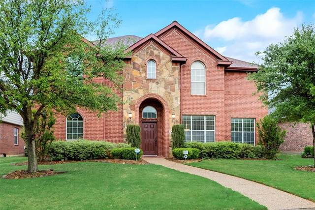 1146 Patch Grove Drive, Frisco, TX 75033 (MLS #14554301) :: Real Estate By Design