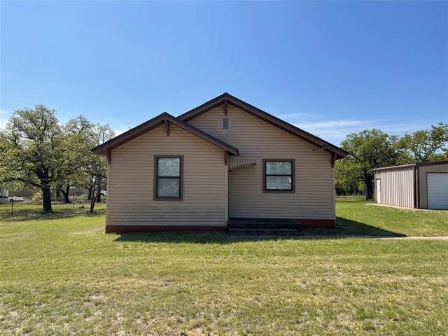 608 E Interstate 20, Cisco, TX 76437 (MLS #14554313) :: RE/MAX Landmark