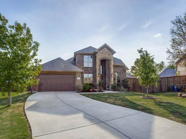 3602 Dogwood Road, Melissa, TX 75454 (MLS #14554316) :: Wood Real Estate Group