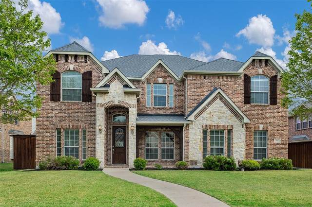 13062 Cordellera Lane, Frisco, TX 75035 (MLS #14554321) :: The Chad Smith Team
