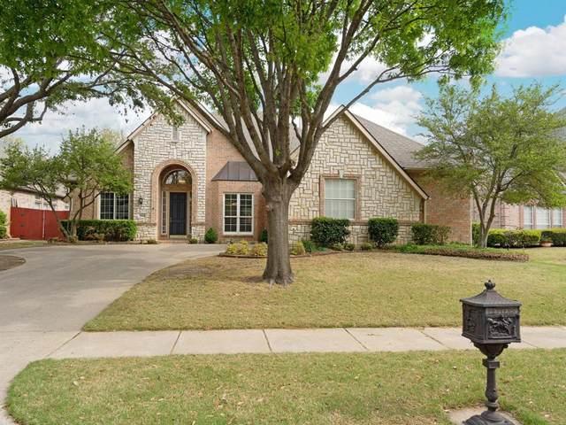 2804 Lake Breeze Lane, Flower Mound, TX 75022 (MLS #14554331) :: Team Hodnett