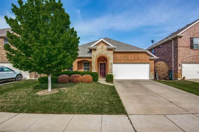 4905 Hidden Pond Drive, Frisco, TX 75036 (MLS #14554364) :: Craig Properties Group