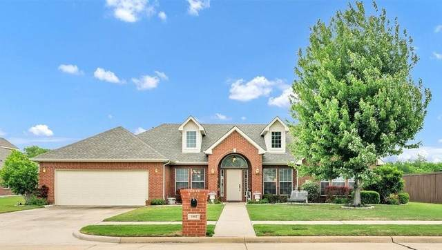 1002 Tyler Trail, Wylie, TX 75098 (MLS #14554366) :: Wood Real Estate Group