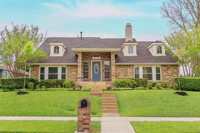 2060 Briarcliff Road, Lewisville, TX 75067 (MLS #14554368) :: Real Estate By Design