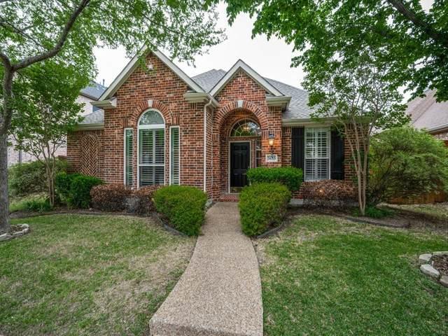 3633 Jefferson Drive, Frisco, TX 75034 (MLS #14554377) :: The Chad Smith Team