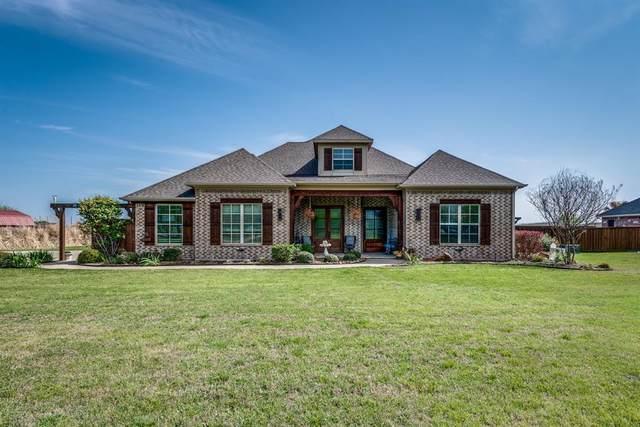 1326 Broadhead Road, Waxahachie, TX 75165 (MLS #14554379) :: The Krissy Mireles Team