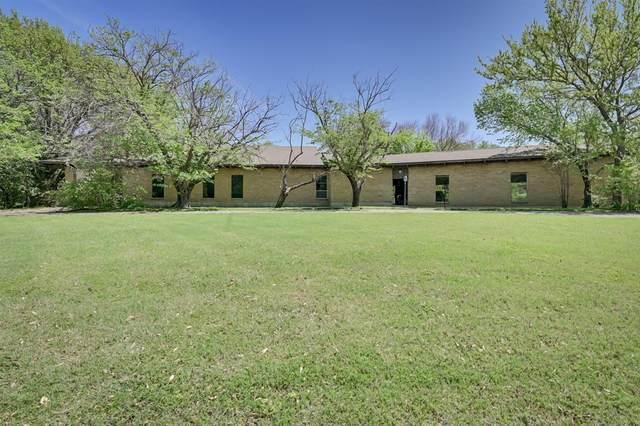 1503 Allegheny Drive, Arlington, TX 76012 (MLS #14554391) :: Craig Properties Group
