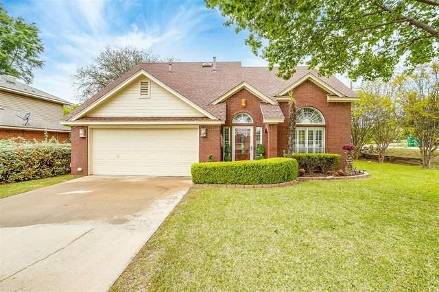 3945 Grant Parkway, Denton, TX 76208 (MLS #14554400) :: Craig Properties Group