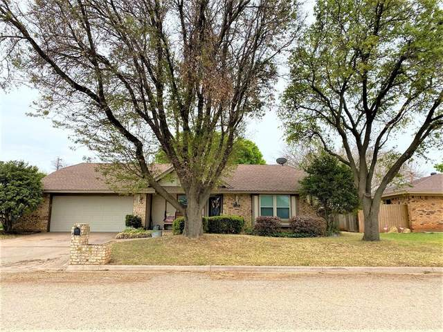 3717 Westchester Drive, Abilene, TX 79606 (MLS #14554404) :: The Chad Smith Team