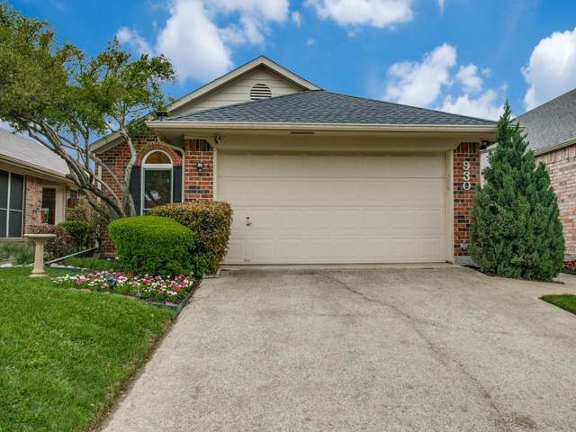 930 Golden Grove Drive, Lewisville, TX 75067 (MLS #14554407) :: Real Estate By Design