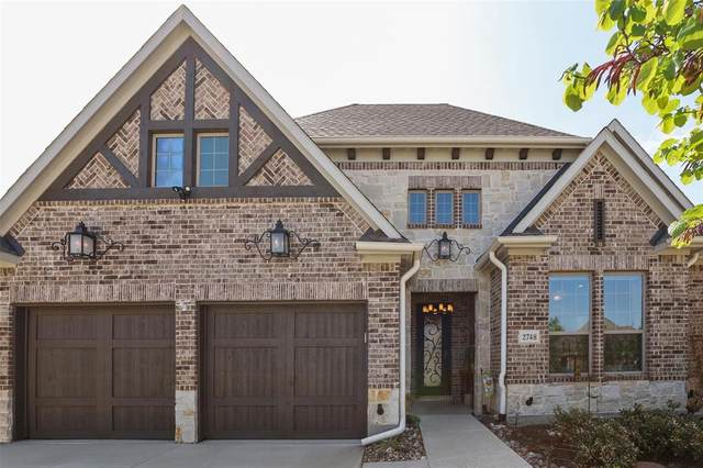 2748 Waterford, The Colony, TX 75056 (MLS #14554413) :: The Kimberly Davis Group