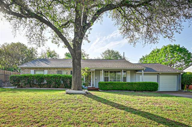 3163 Cortez Drive, Fort Worth, TX 76116 (MLS #14554433) :: The Chad Smith Team