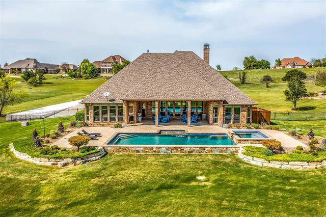 140 Club House Drive, Weatherford, TX 76087 (MLS #14554449) :: Wood Real Estate Group