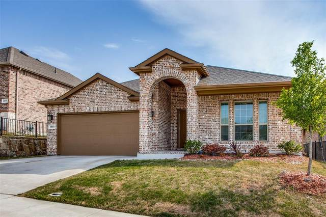 1212 Gibson Drive, Melissa, TX 75454 (MLS #14554473) :: Russell Realty Group