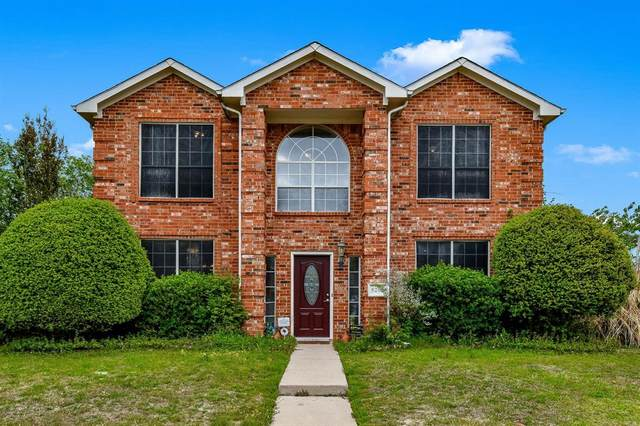 8200 Bells Street, Frisco, TX 75035 (MLS #14554479) :: The Daniel Team