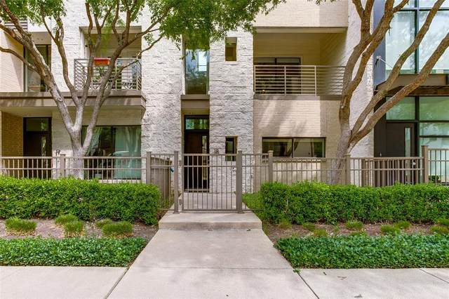 4111 Newton Avenue #18, Dallas, TX 75219 (MLS #14554497) :: Craig Properties Group