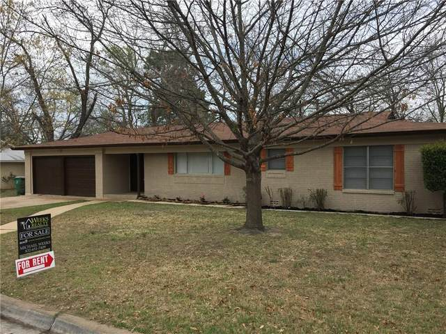 2031 Crestridge Street, Stephenville, TX 76401 (#14554517) :: Homes By Lainie Real Estate Group