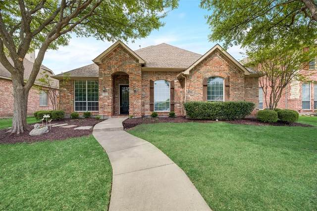 11697 Keystone Drive, Frisco, TX 75033 (MLS #14554525) :: The Chad Smith Team