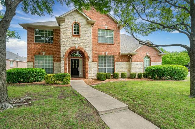 1613 Wheatberry Court, Allen, TX 75002 (MLS #14554536) :: RE/MAX Pinnacle Group REALTORS