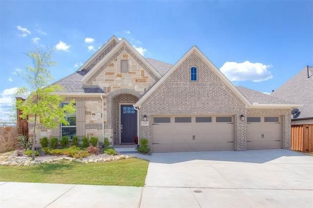 10347 Trail Ridge Drive, Fort Worth, TX 76126 (MLS #14554545) :: The Chad Smith Team