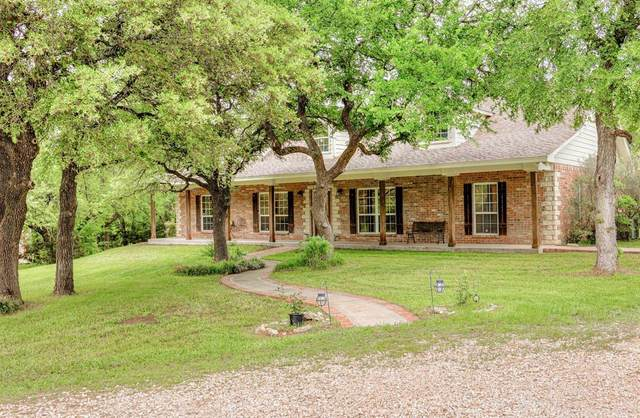 7387 Wilderness Way, Weatherford, TX 76085 (MLS #14554566) :: Real Estate By Design