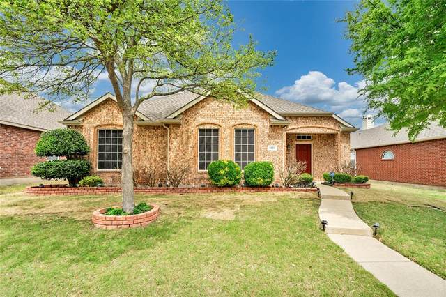 1535 Outerbridge Drive, Allen, TX 75002 (MLS #14554572) :: Russell Realty Group
