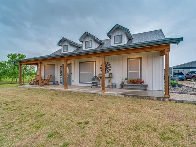 6401 County Road 313A, Alvarado, TX 76009 (MLS #14554611) :: Premier Properties Group of Keller Williams Realty