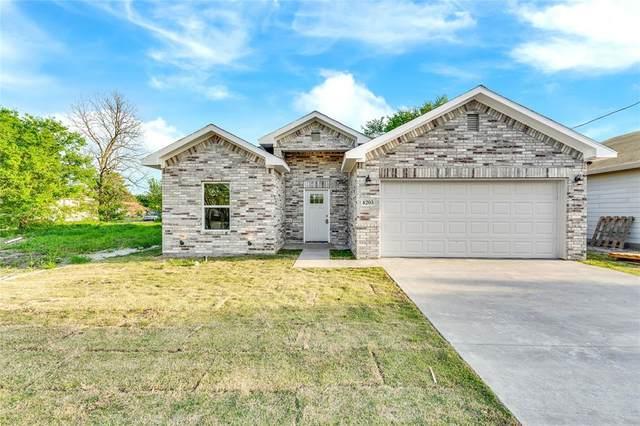4205 Washington Street, Greenville, TX 75401 (MLS #14554650) :: All Cities USA Realty