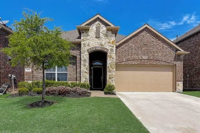 15620 Cornwallis Street, Frisco, TX 75036 (MLS #14554682) :: Real Estate By Design