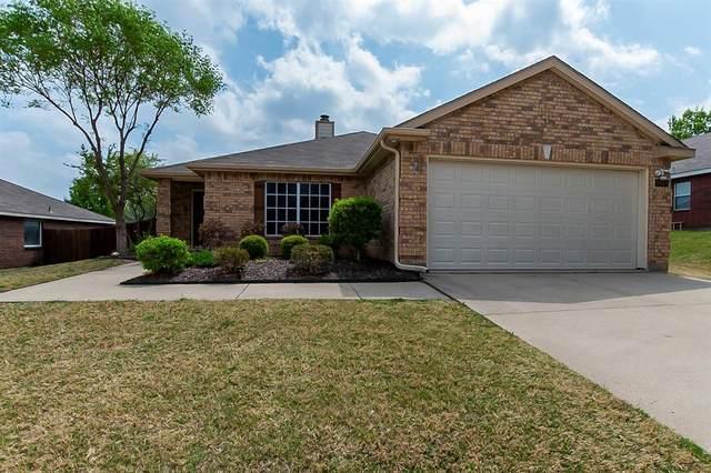 1409 Santos Drive, Denton, TX 76207 (MLS #14554684) :: Craig Properties Group