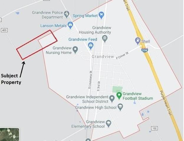 000 County Road 403, Grandview, TX 76050 (MLS #14554688) :: The Kimberly Davis Group