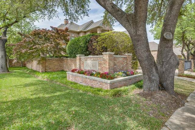 13703 Creekside Place, Dallas, TX 75240 (MLS #14554689) :: The Chad Smith Team