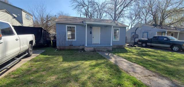 5101 Royal Drive, Fort Worth, TX 76116 (MLS #14554692) :: Craig Properties Group