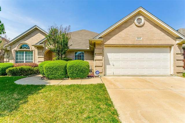 2805 White Rock Drive, Fort Worth, TX 76131 (MLS #14554697) :: The Chad Smith Team
