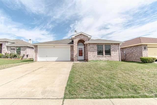 807 Castlewick Court, Arlington, TX 76018 (MLS #14554717) :: The Mauelshagen Group