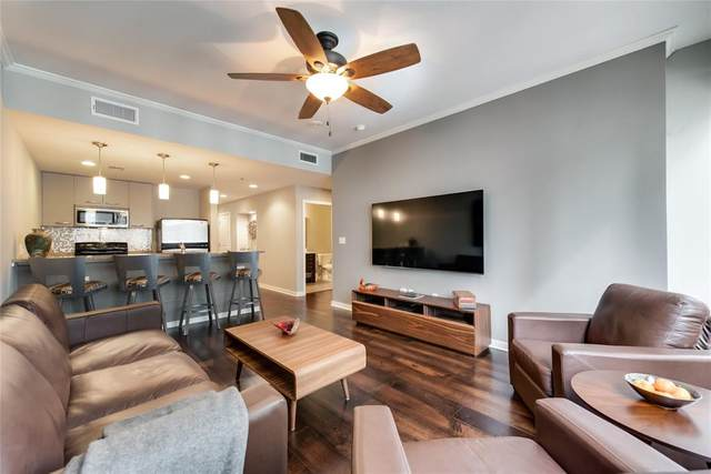 1200 Main Street #507, Dallas, TX 75202 (MLS #14554720) :: Frankie Arthur Real Estate