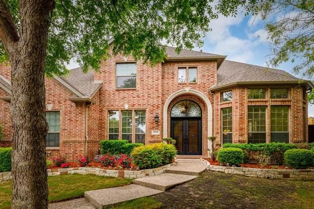 2545 Mosswood Drive, Carrollton, TX 75010 (MLS #14554721) :: Team Hodnett