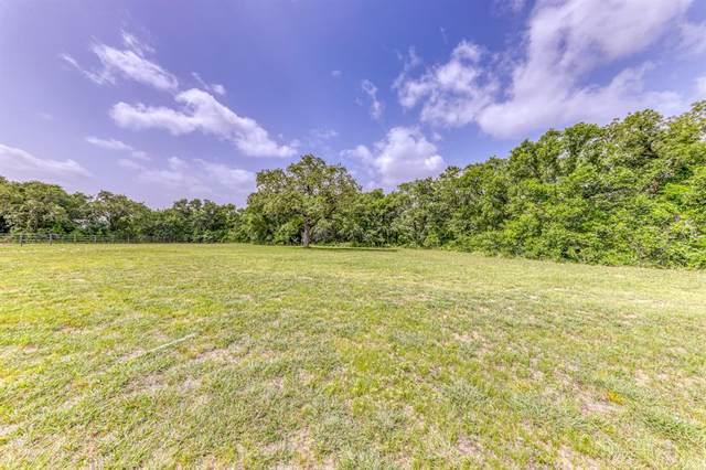 134 Greenbrier Drive, Paradise, TX 76073 (MLS #14554726) :: Trinity Premier Properties