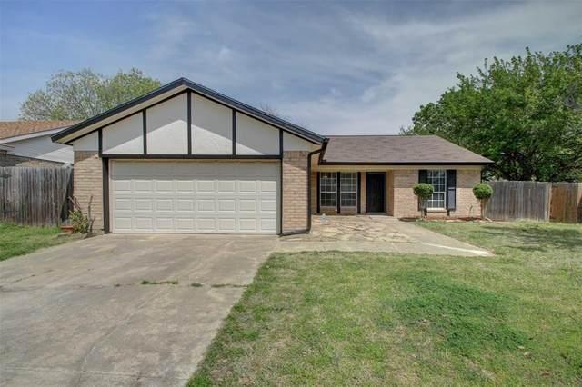 103 Kalmia Court, Arlington, TX 76018 (MLS #14554739) :: Craig Properties Group