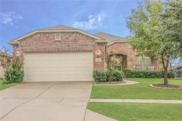 1003 Carrington Greens Drive, Frisco, TX 75036 (MLS #14554753) :: The Chad Smith Team