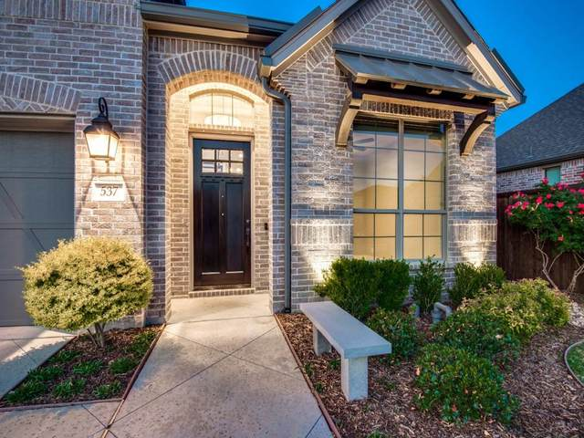 537 Longshore Drive, Little Elm, TX 75068 (MLS #14554754) :: The Mitchell Group