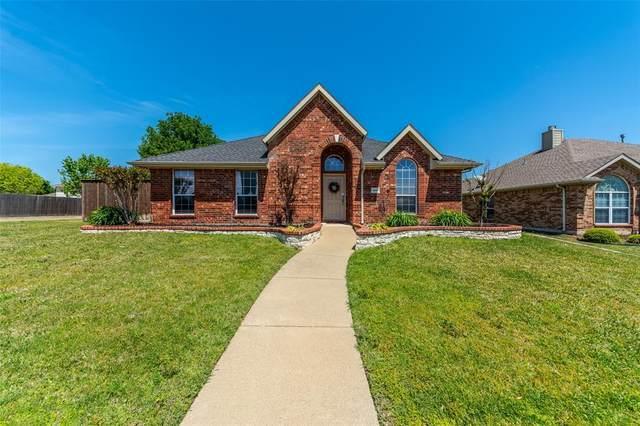 1601 Lake Tawakoni Drive, Allen, TX 75002 (MLS #14554770) :: Real Estate By Design