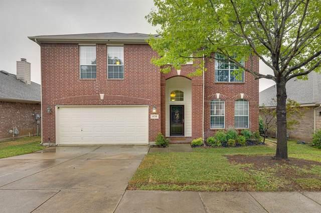 416 E Whitener Road, Euless, TX 76040 (MLS #14554773) :: Lisa Birdsong Group | Compass