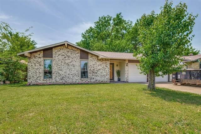 1920 Pebblebrook Trail, Irving, TX 75060 (MLS #14554784) :: Premier Properties Group of Keller Williams Realty