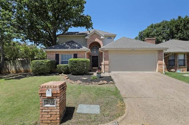 2532 Bear Haven Drive, Grapevine, TX 76051 (MLS #14554785) :: Frankie Arthur Real Estate